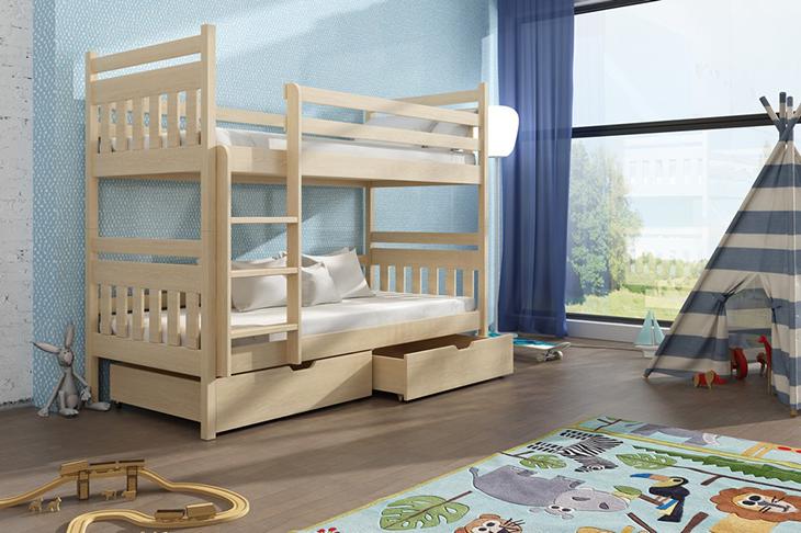 Poschodová posteľ GUMI 7