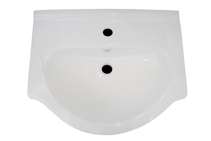 SL6 Keramické umývadlo SLIM / NICO