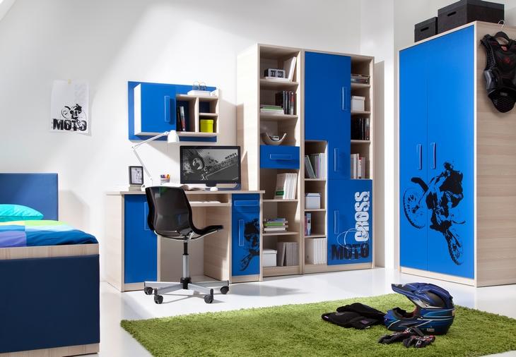 Moderná a lacná študentská izba BREGI zostava 11D