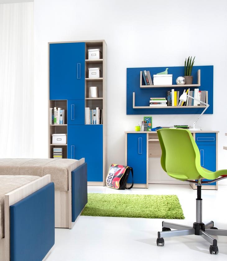 Moderný nábytok pre deti BREGI Zostava 9