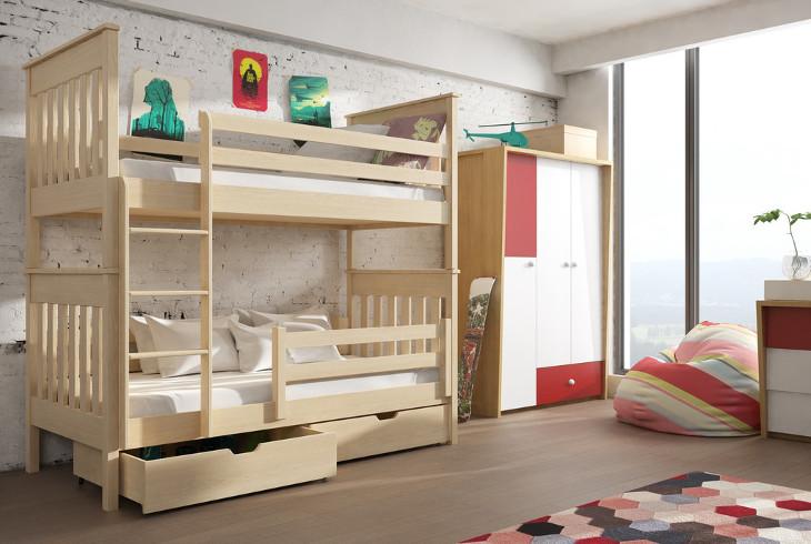 Poschodová posteľ GUMI 13