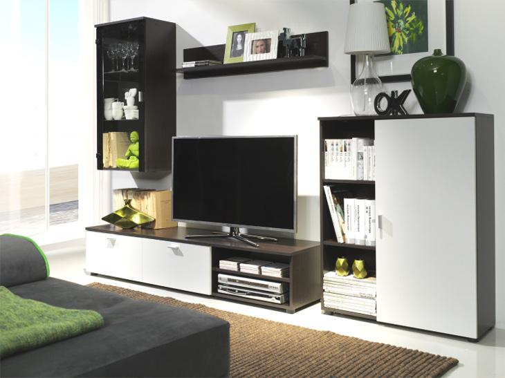 Moderná a lacná obývacia zostava BAMBI 3
