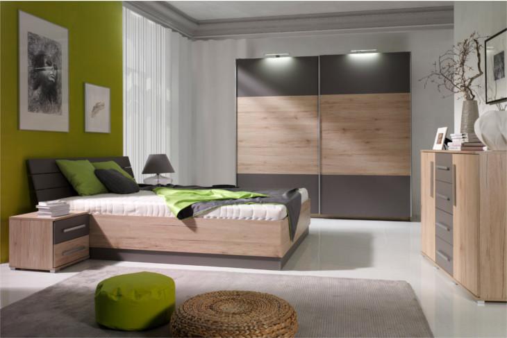 Moderná a lacná spálňa DIONE 1