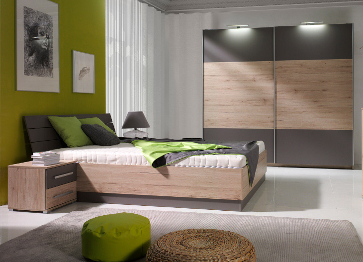 Moderná spálňa DIONE 2
