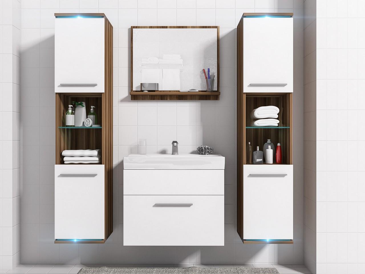 Luxusná kúpeľňová zostava DUO 4