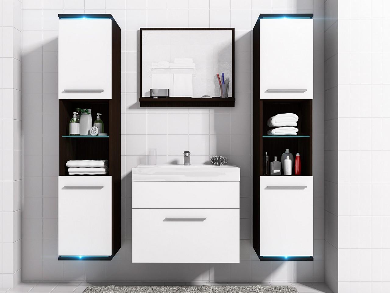 Moderný kúpeľňový nábytok DUO 5