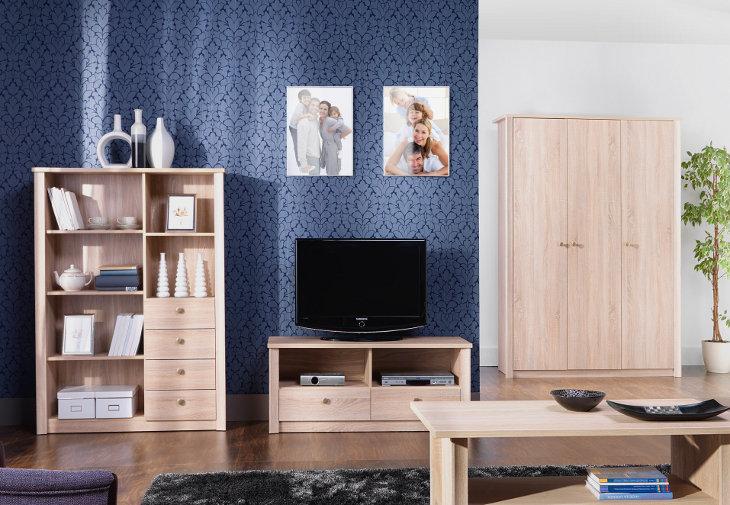 Elegantná obývacia zostava FINEZJA 1