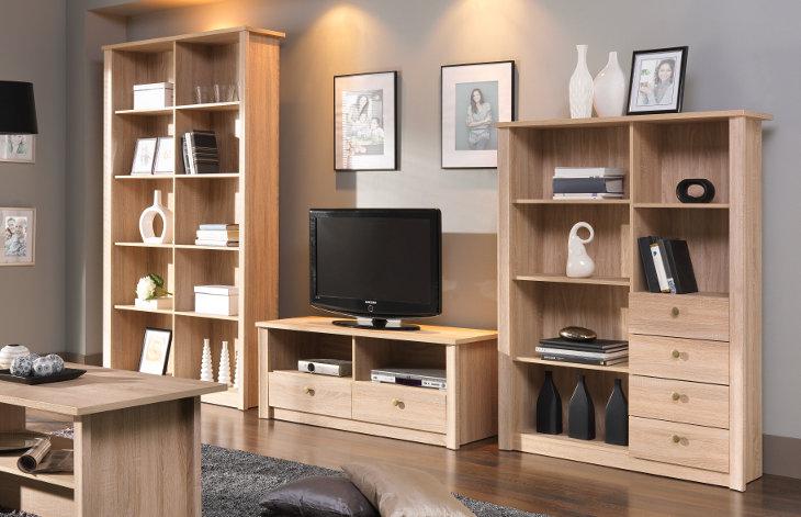 Moderná obývacia stena FINEZJA zostava 3