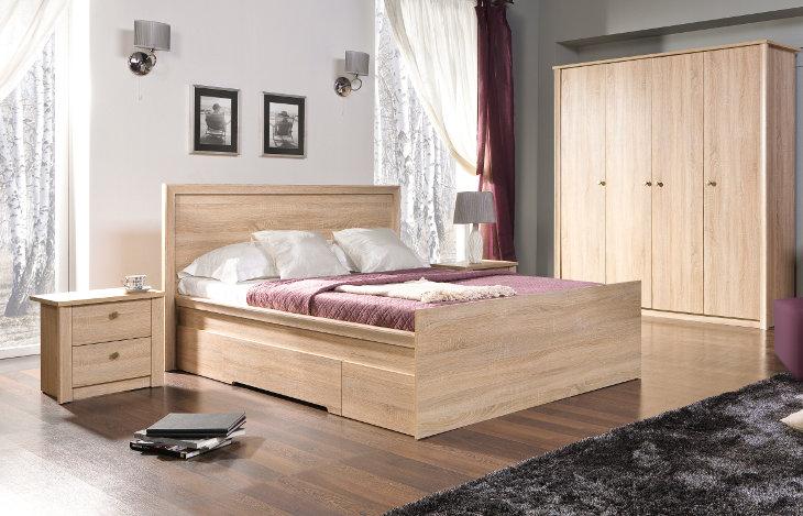 Elegantná spálňa FINEZJA 6