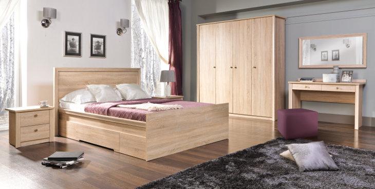 Luxusná spálňa FINEZJA 7