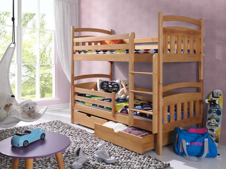 Poschodová posteľ GUMI 3