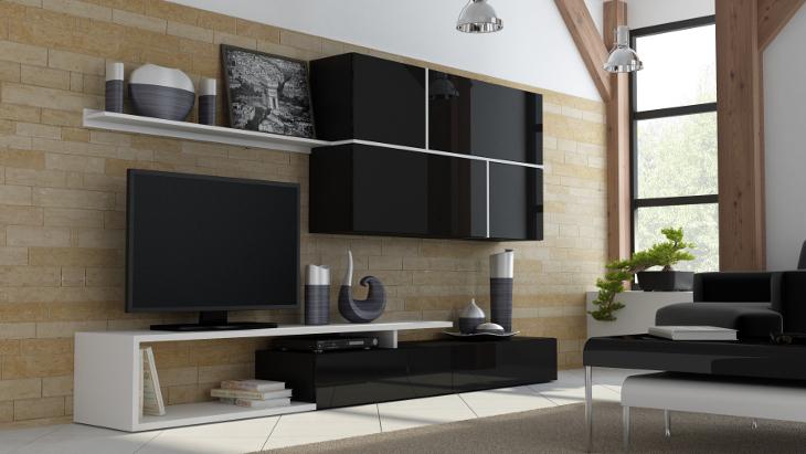 Lacná obývacia stena GOYA B