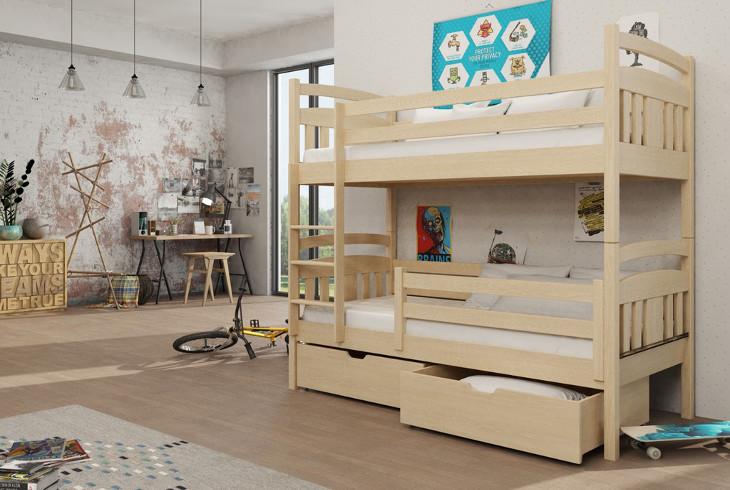 Poschodová posteľ GUMI 10