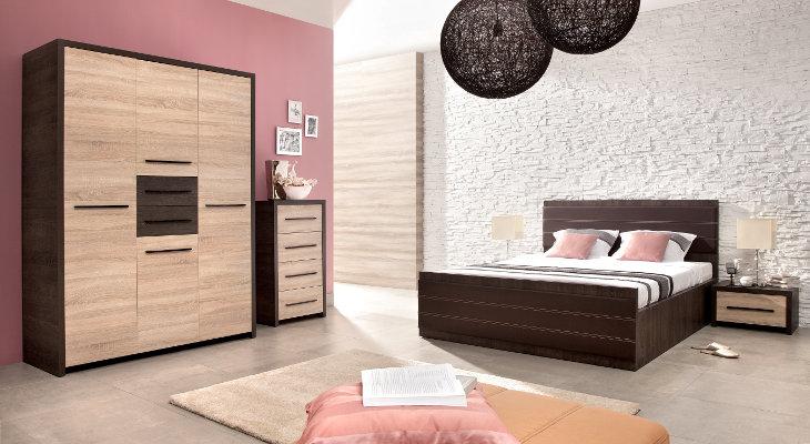 Luxusná spálňa KOLDER 6