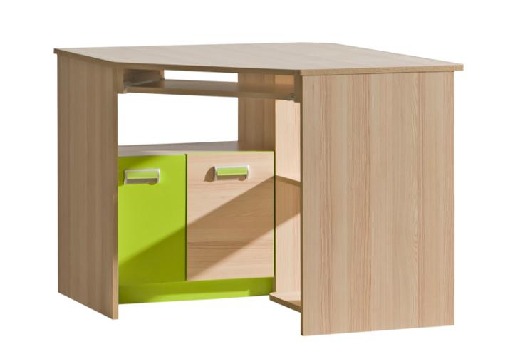 LR11 Rohový písací stôl LORENTO