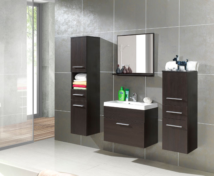 Moderný kúpeľňový nábytok LUMIA 1