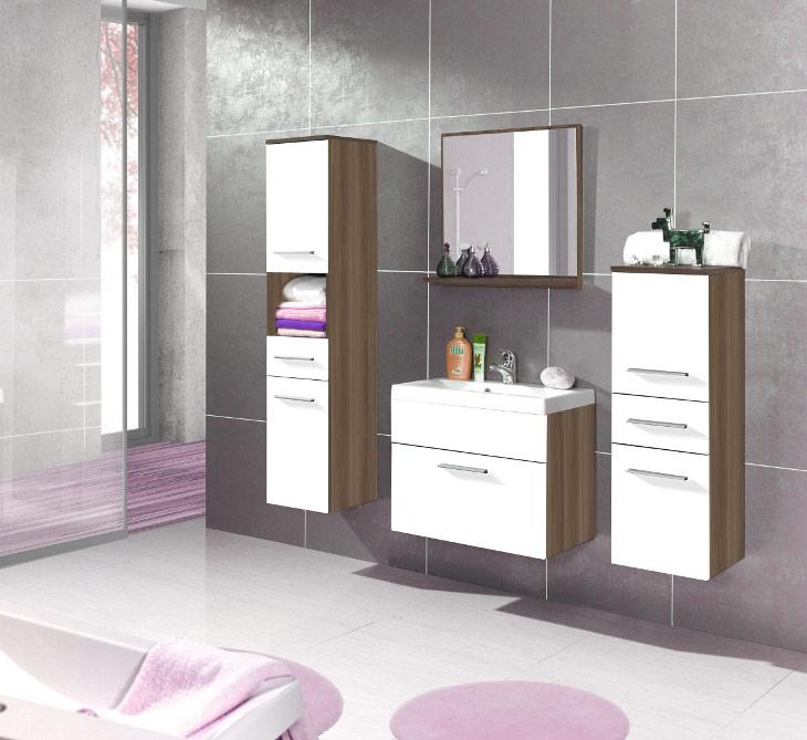 Nábytok do kúpeľne LUMIA 3