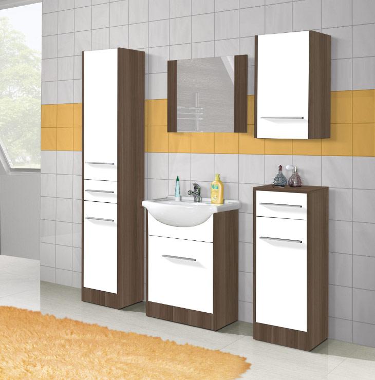 Moderná a lacná kúpeľňová zostava MIRIAM 2