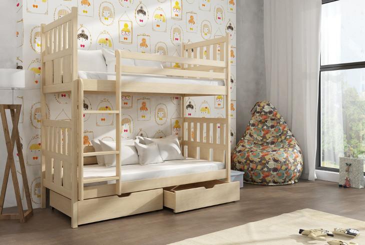 Poschodová posteľ GUMI 15