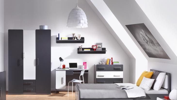 Moderná obývacia stena LIDO Zostava 19
