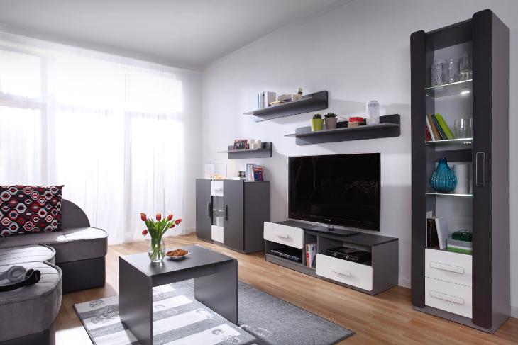 Luxusná obývacia stena LIDO Zostava 2