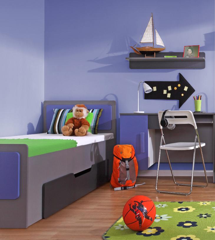 Moderný nábytok do obývacej izby LIDO Zostava 8