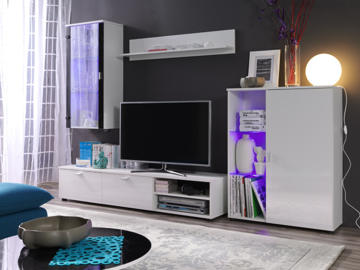 Moderná obývacia stena LOCO zostava 3