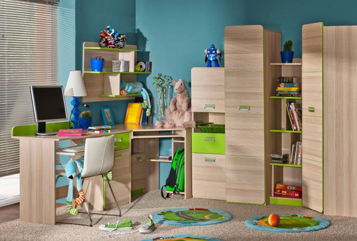 Štýlový nábytok do detskej izby LORENTO 5