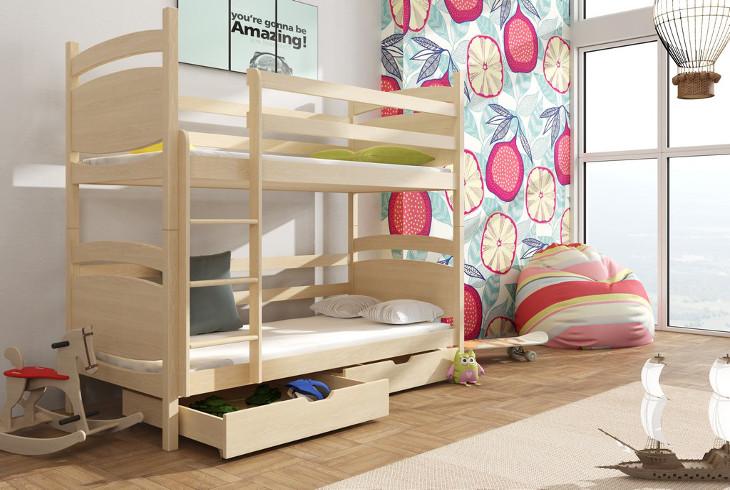 Poschodová posteľ GUMI 12