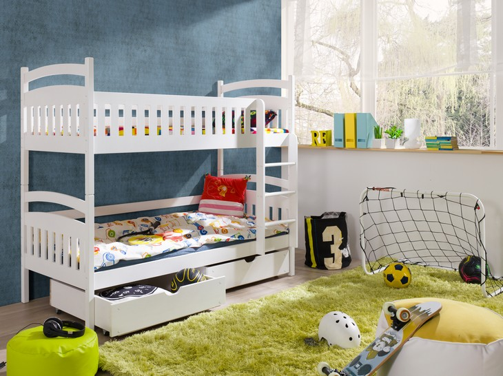 Poschodová posteľ GUMI 4