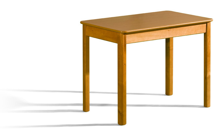 Stôl Max 7 P 60x100 s laminovanou doskou PCV