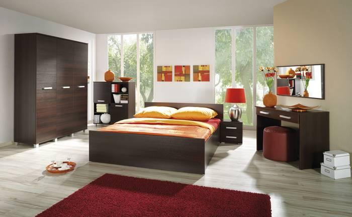 Luxusná spálňa MAXIMUS zostava 14