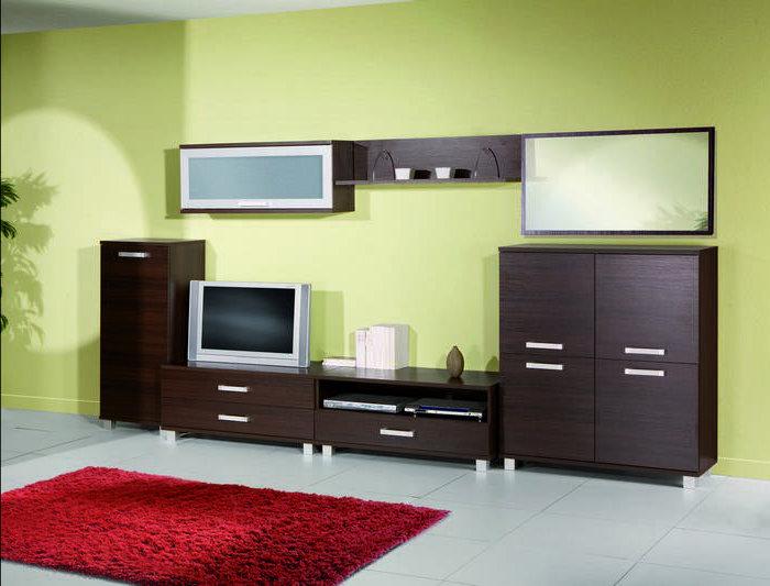 Moderný nábytok do obývacej izby MAXIMUS Zostava 2