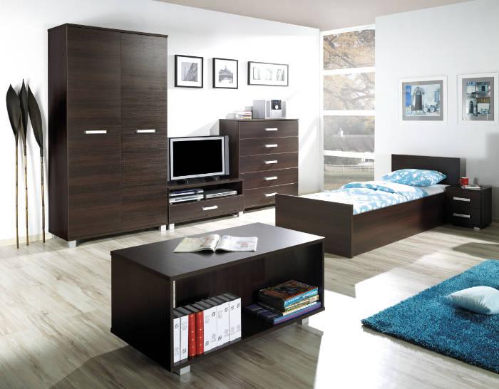 Elegantná spálňa MAXIMUS Zostava 5