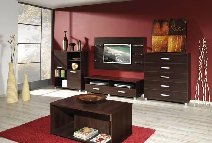 Štýlový nábytok do obývacej izby MAXIMUS Zostava 6