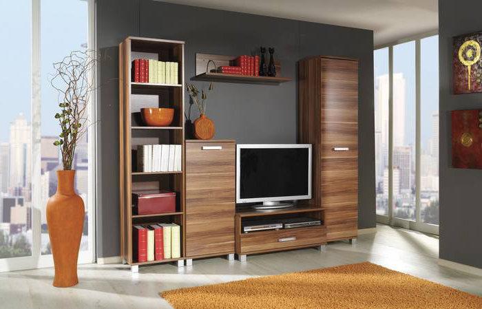 Moderný nábytok do obývacej izby MAXIMUS Zostava 7