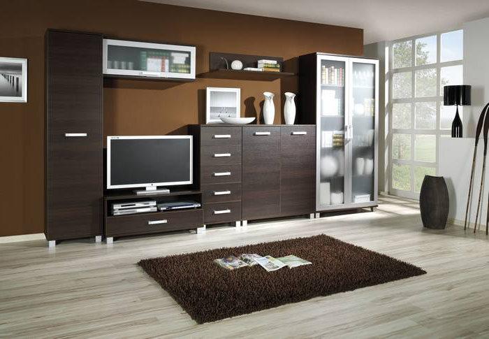 Trendy nábytok do obývacej izby MAXIMUS Zostava 8