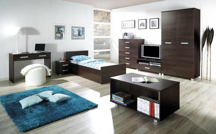 Moderná spálňa MAXIMUS Zostava 9