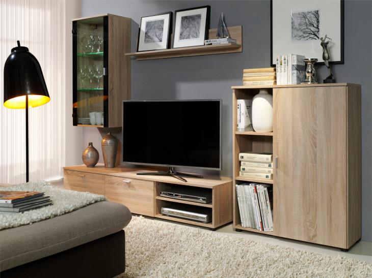Moderná obývacia stena BAMBI 1