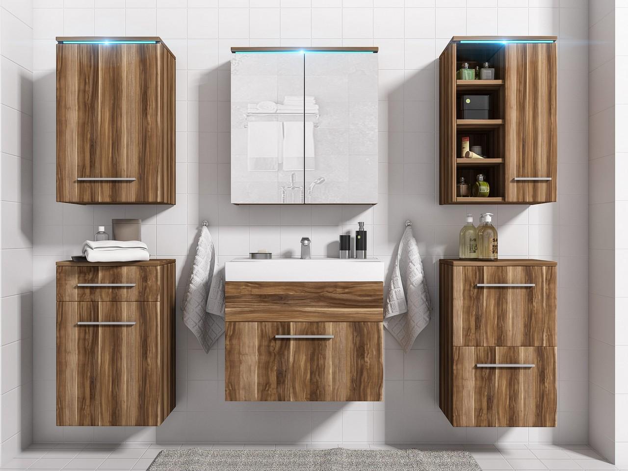 Luxusná kúpeľňa MEGI 7 Slivka/Slivka