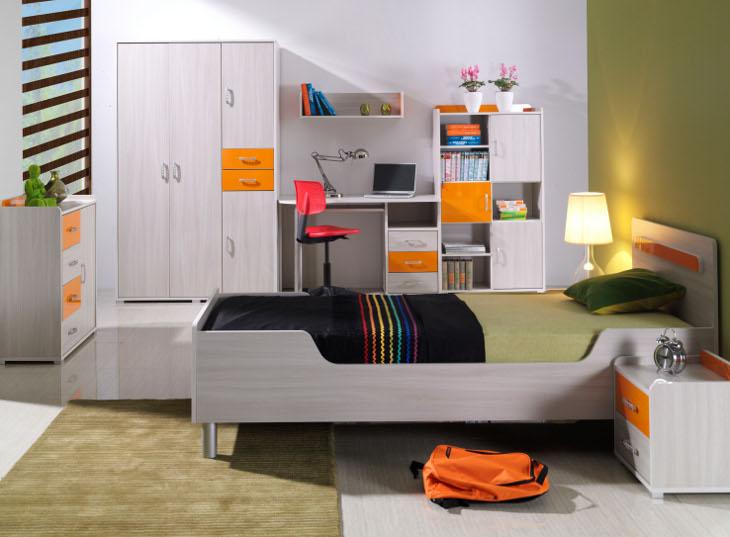 Nábytok do detskej izby NEMO Zostava 7