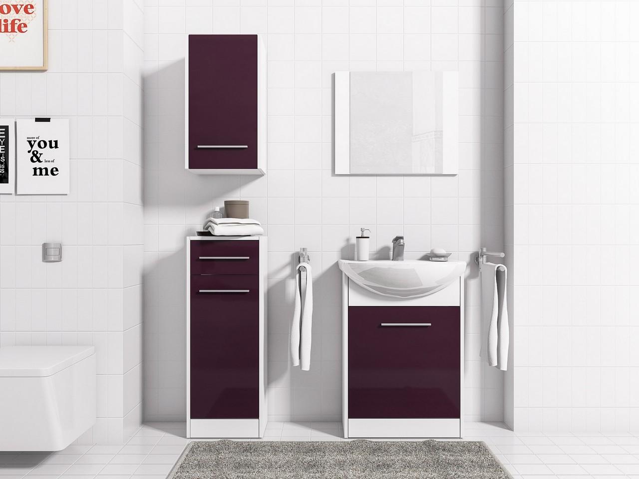 Moderný kúpeľňový nábytok NICO 6
