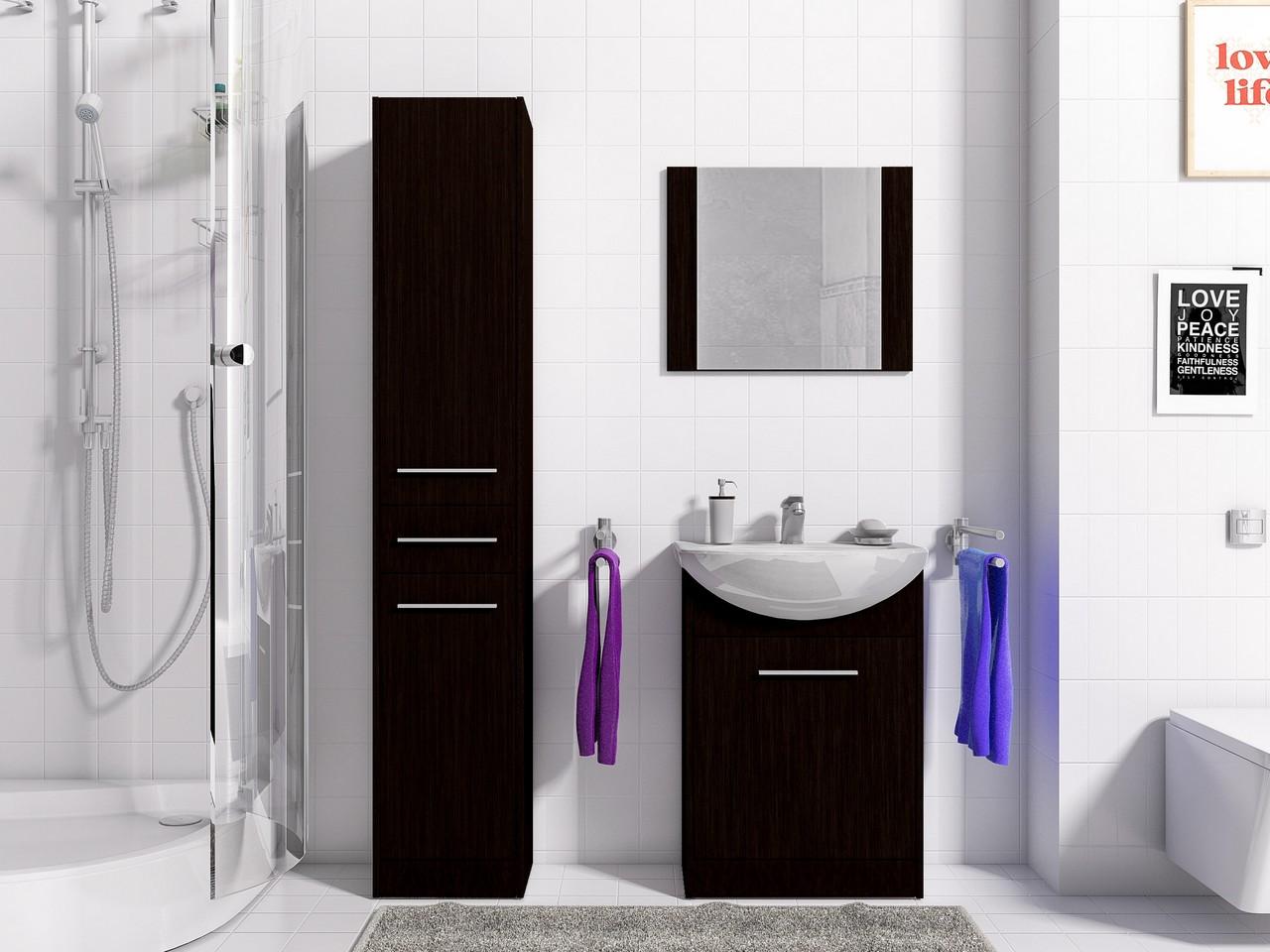 Klasická kúpeľňa NICO LONG 1