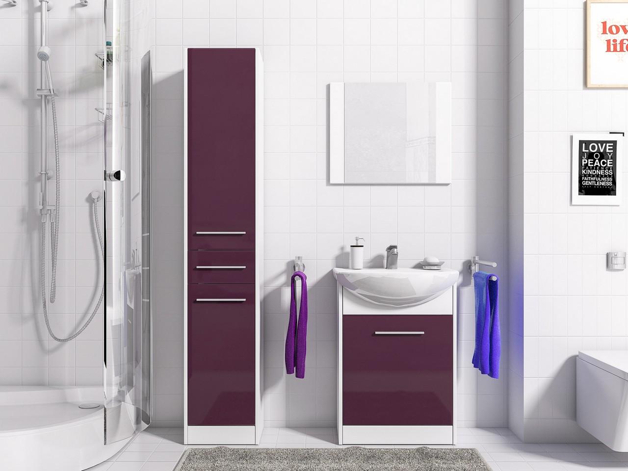 Moderná kúpeľňa NICO LONG 6