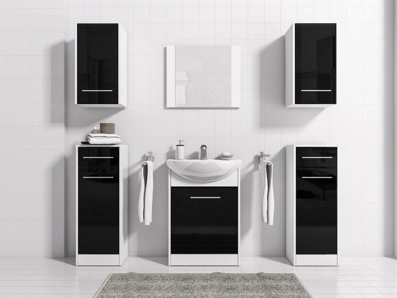 Kúpeľňa NICO MAX 7