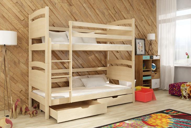 Poschodová posteľ GUMI 5