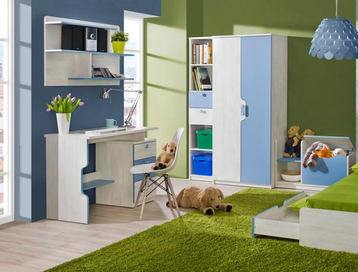 Detský nábytok NUKI 1