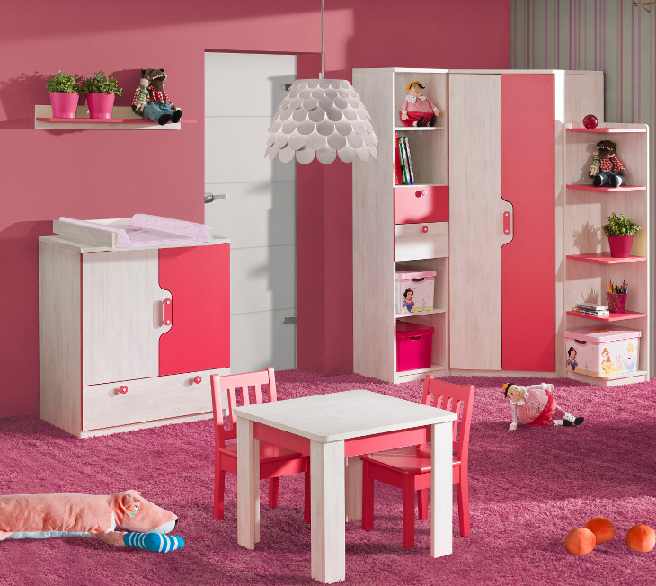 Moderná detská izba NUKI Zostava 10