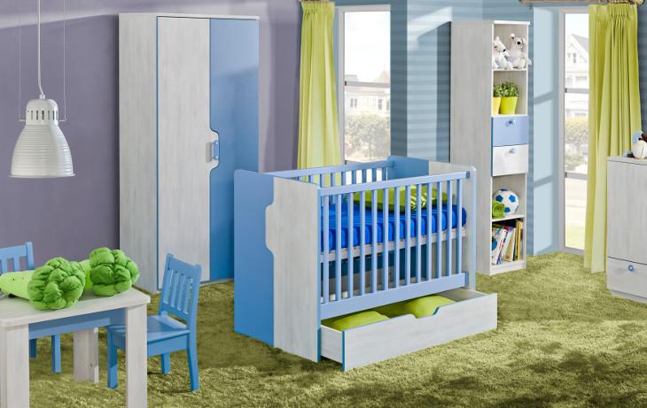 Štýlová detská izba NUKI Zostava 3