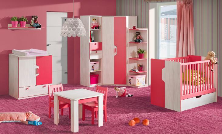 Moderná detská izba NUKI Zostava 9